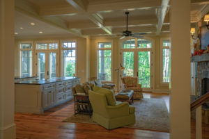 Beautiful Lake Keowee, SC Custom Home Designed and Built By Goodwin Foust Custom Homes
