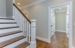 Beautiful custom built home by Goodwin Foust Custom Homes in Greenville, SC