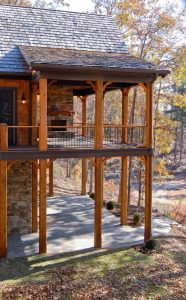 Lake Keowee, SC Custom Home Designed and Built By Goodwin Foust Custom Homes