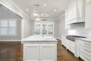 Beautiful Custom Home Designed and Built By Goodwin Foust Custom Homes in Greenville, SC